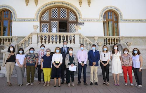 Almería contra asesinatos machista