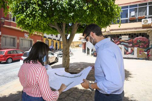 Almería servicios municipales obras