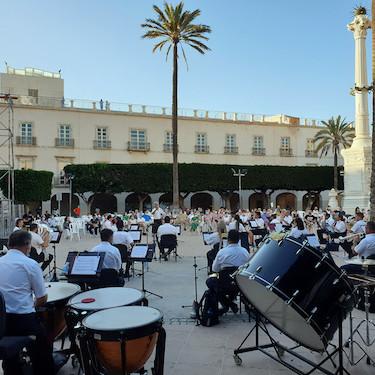 Cultura Banda Música Almería