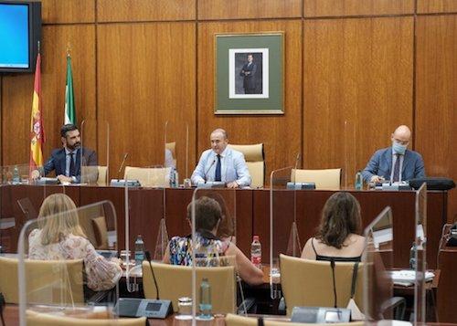 Alcalde Almería Parlamento Andalucía