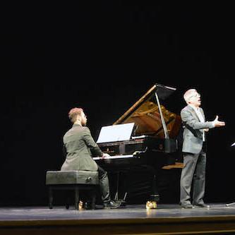 Almería cultura concierto baritono