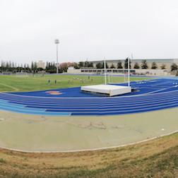 Almería deportes Estadio