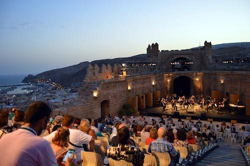 Almería música benéfica OCAL