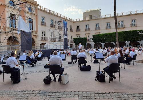 Banda municipal música Almería
