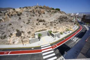 Apertura calle Pósito Almería