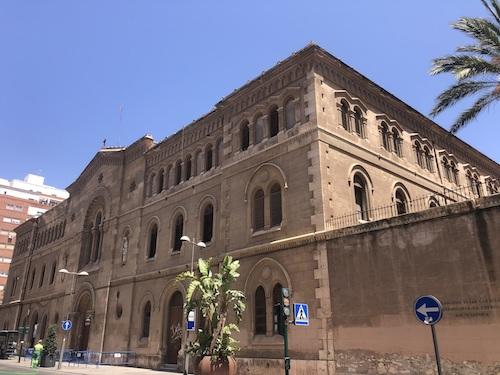 Urbanismo Almería rehabilitación edificios