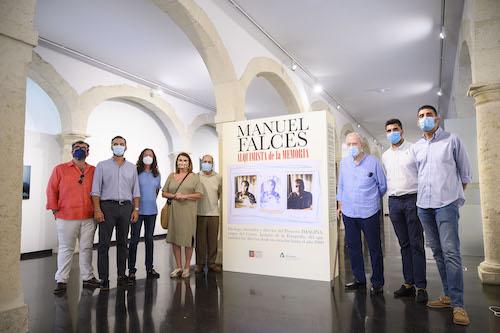 Cultura Almería Manuel Falces
