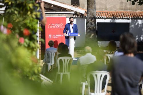 Almería presentación proyecto Camina