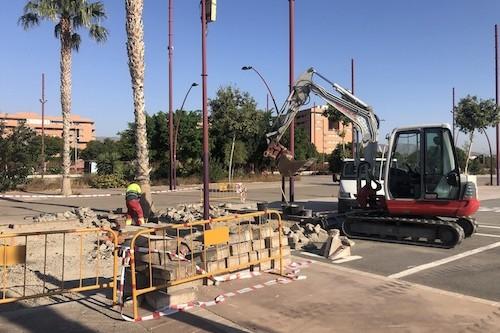 Almería obras servicios municipales