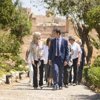 Ayuntamiento Almería Alcazaba