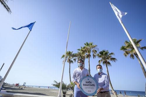 Almería calidad playas