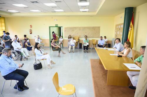 Mesa Eracial igualdad Almería