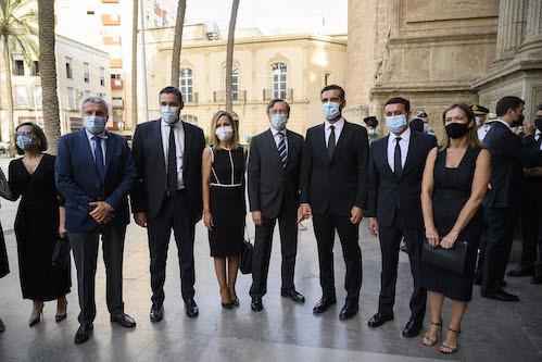 Almería misa víctimas Covid19