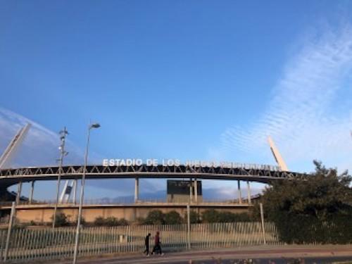 Estadio Juegos Mediterráneos Almería