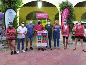 Campaña transmisión sexual Almería