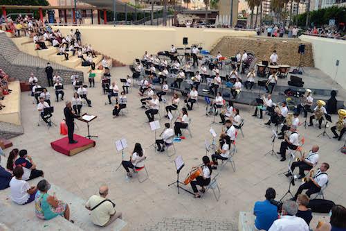 Almería cultura Agrupación musical