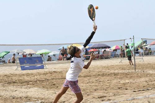 Almería EDM Beach Tenn