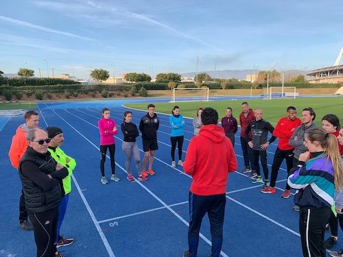 Deportes Almería formación técnicos