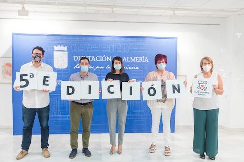 Ruta tapa solidaria Almería