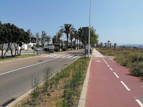 Almería carril bici