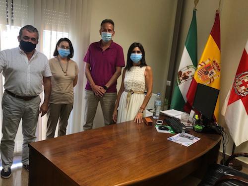 Almería directores colegios reunión