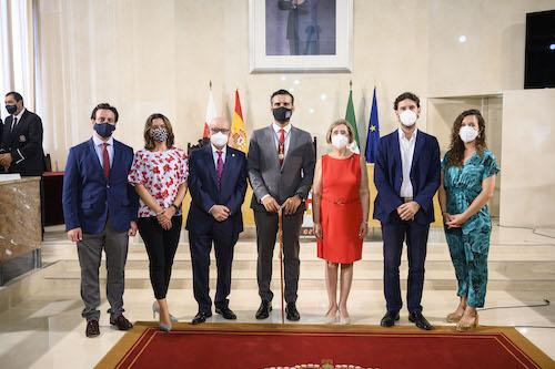 Almería homenaje Los Coloraos