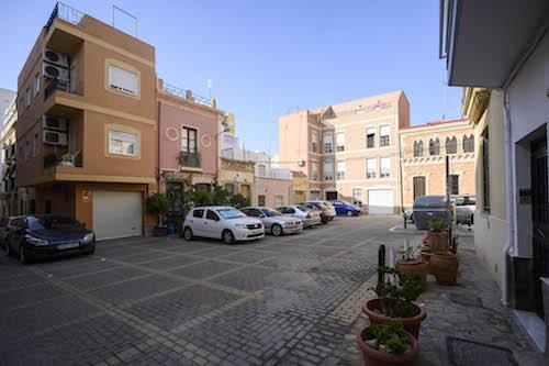 Almería mejora plaza orbaneja