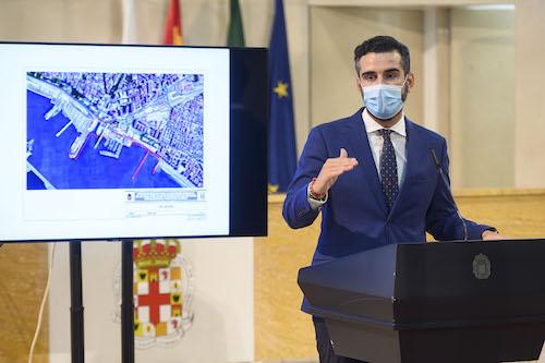 Almería proyecto puerto ciudad