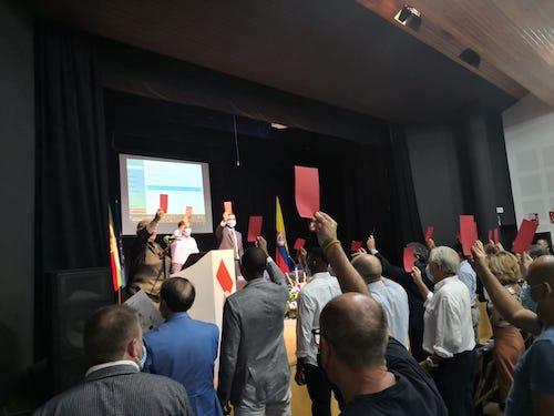 Almería foro contra racismo