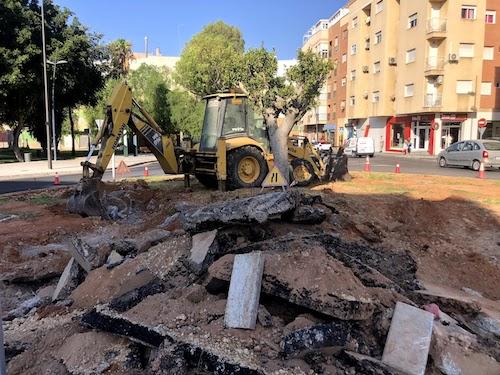 Almería urbanismo Calle Instinción