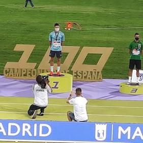 Almería deportes Isidro Leyva