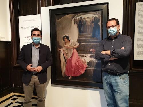 Almería obra invitada museo