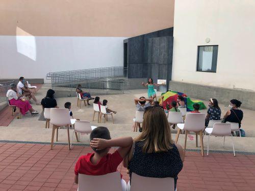 Almería cultura cuentacuentos