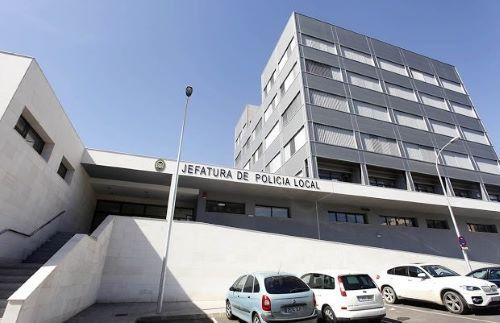 Jefatura Policía Local Almería