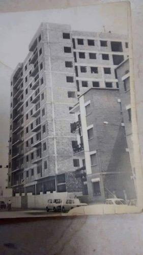 Derrumbe edificio Azorín Almería