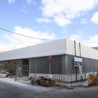 Edificio La Cañada Almería