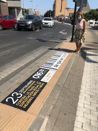 Campaña contra Trata Almería