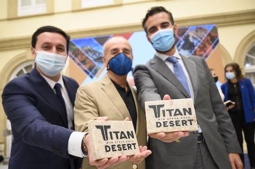 Almería TITAN DESERT 2020