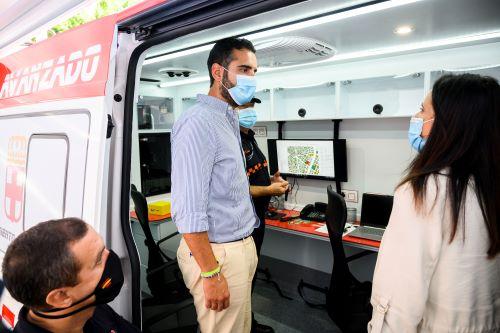 Donación UDA Almería emergencias