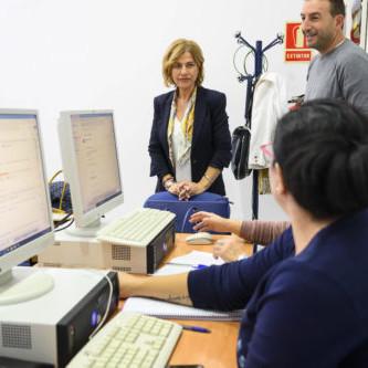 Centros mujer municipal Almería