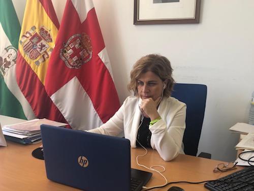 Ayuntamiento Almería Paola Laynez