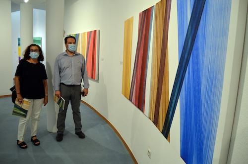 Almería exposición arte Espacio2