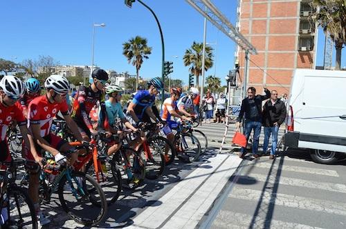 Almería deportes Criterium ciclista