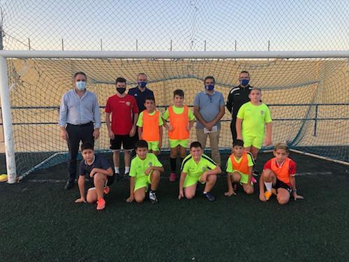 Almería deportes CD Alquián