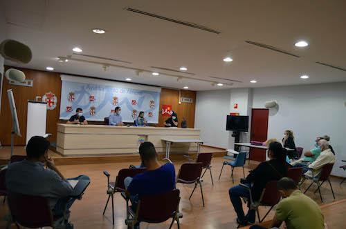 Almería deportes ayuntamiento junta