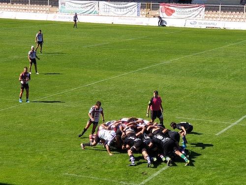 Almería deportes rugby URA