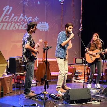 Almería cultura Palabra músico