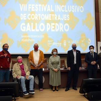 Ayuntamiento Almería Gallo Pedro