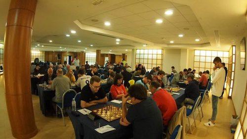 Almería deportes ajedrez