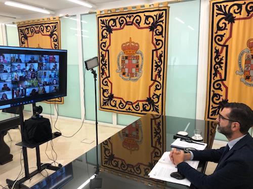 Pleno Ayuntamiento de Almería